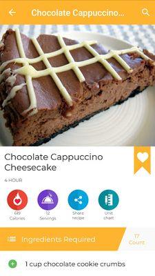 Image 7 of Chocolate recipes