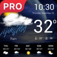 Ícone do Previsão do tempo pro