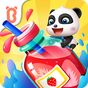 Loja de suco do Bebê Panda