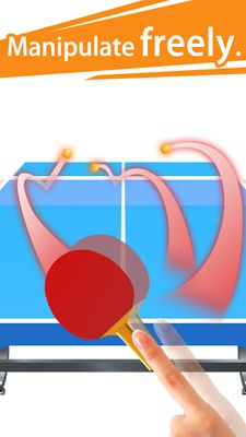 Image 3 of Table Tennis 3D Virtual World Tour Ping Pong Pro