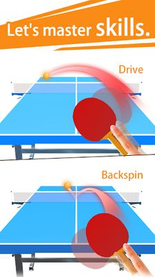 Image 2 of Table Tennis 3D Virtual World Tour Ping Pong Pro