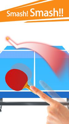 Image 1 of Table Tennis 3D Virtual World Tour Ping Pong Pro