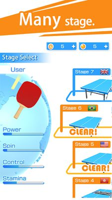 Table Tennis 3D Virtual World Tour Ping Pong Pro Video