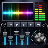 Ícone do Equalizador - Bass Booster e Volume Booster