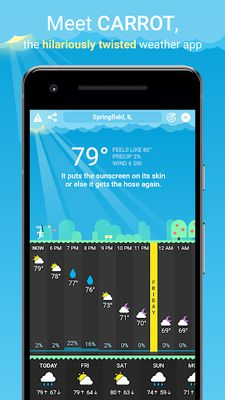 Image 4 of CARROT Weather