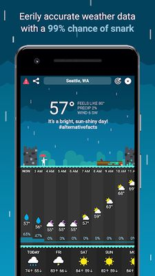 Image 3 of CARROT Weather