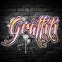 Grafiti Tulis di Gambar - Huruf Keren