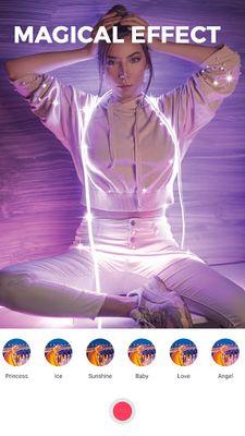 Image 10 of Kїrakira + - Shimmering Effect to Video ✨