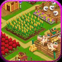 Ikon Pertanian Hari Village Pertanian: Offline Game