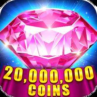 Slots! Heart of Diamonds Slot Machine&Casino Party Simgesi