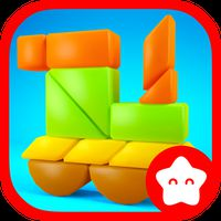 Ícone do apk Shapes Builder (+4) - A different tangram for kids