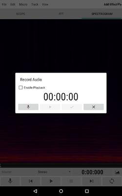 Screenshot 11 of WavStudio ™ Audio Recorder & Editor
