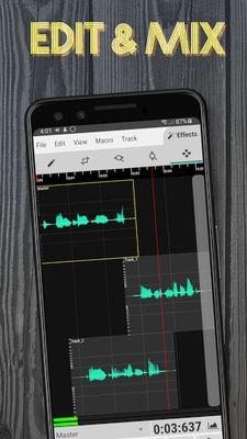 Image 2 of WavStudio ™ Audio Recorder & Editor
