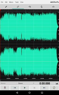 Screenshot 8 of WavStudio ™ Audio Recorder & Editor