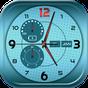 時計アプリ ホーム画面 1.