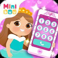 Ícone do Baby Princess Phone