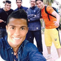 selfie z ronaldo cr7