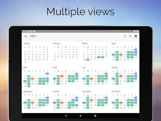 Image 3 of One Calendar