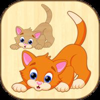 Kids Puzzles - Wooden Jigsaw icon