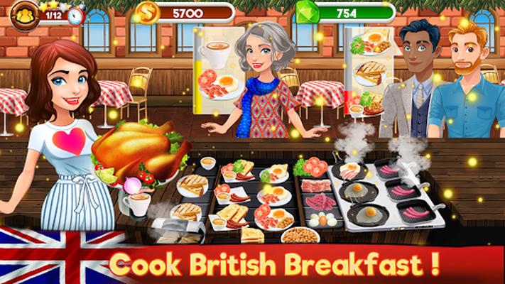 Koch Spiele App