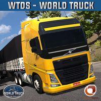 World Truck Driving Simulator Simgesi