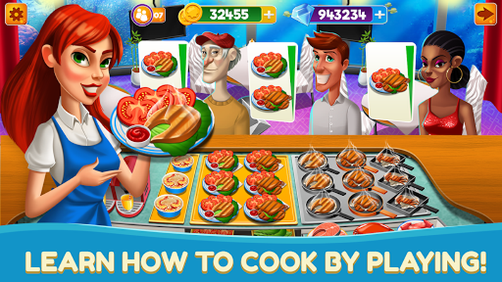 Kostenlose Restaurant Spiele