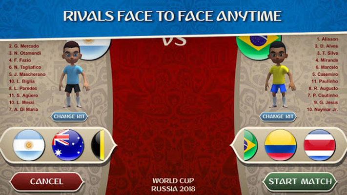 Image 10 of Soccer World Cup - Soccer Kids
