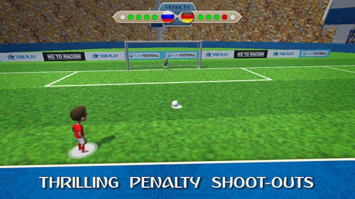 Image 11 of Soccer World Cup - Soccer Kids