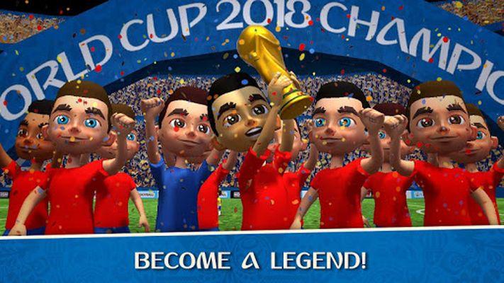 Image 3 of Soccer World Cup - Soccer Kids