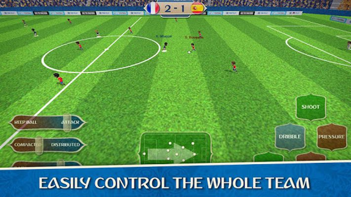 Image 2 of Soccer World Cup - Soccer Kids