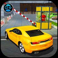 Amazing Street Car Parking 3D: City Cab PRO Driver icon