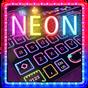 Teclado Espumante Neon Lights  APK