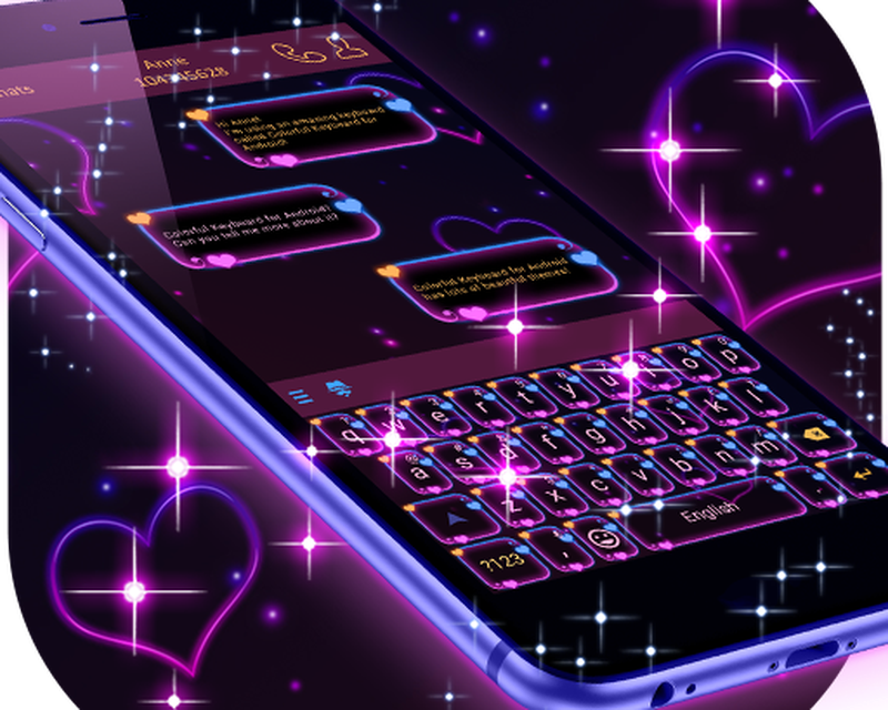 Dark Purple Keyboard Apk Free Download App For Android