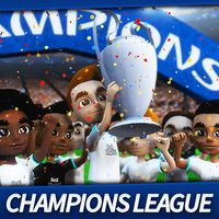 ไอคอนของ Soccer Champions League (Champions Soccer)