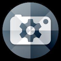Ícone do Ajustes da câmera Moto E5 Play