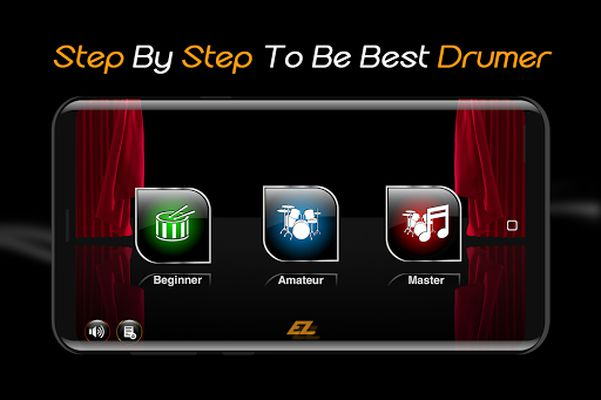 Image 6 of Easy Jazz Drums for Beginners: Real Rock Drum Sets