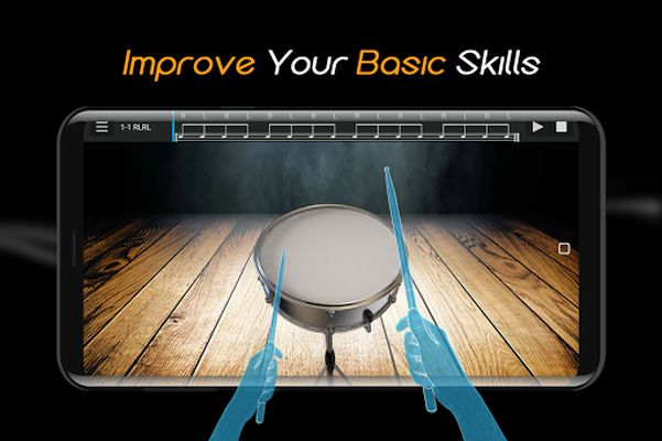 Image 5 of Easy Jazz Drums for Beginners: Real Rock Drum Sets