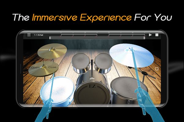 Image 4 of Easy Jazz Drums for Beginners: Real Rock Drum Sets