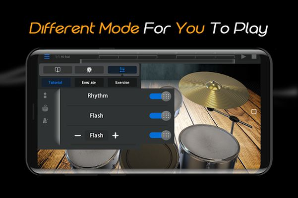 Image 2 of Easy Jazz Drums for Beginners: Real Rock Drum Sets