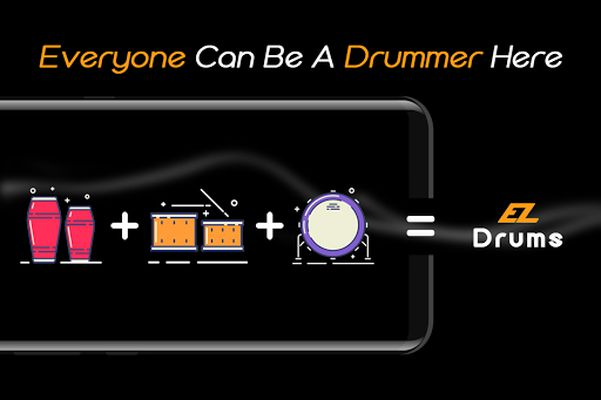 Image 7 of Easy Jazz Drums for Beginners: Real Rock Drum Sets