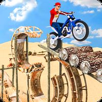 Ícone do Stunt Bike Racing Game Tricks Master