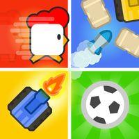 2 3 4 kişilik oyunlar - Futbol,Yılan,Tanklar oyunu Simgesi