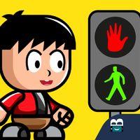 Verkehr für Kinder Icon