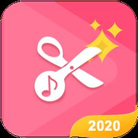 Ícone do Cortador de MP3 - Conversor Audio, Juntar Áudios
