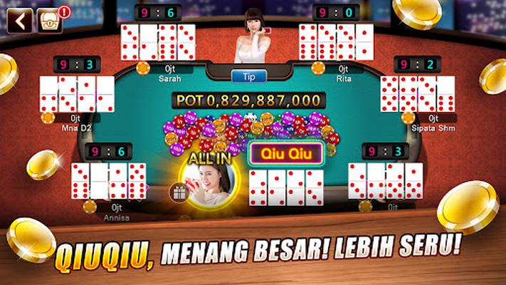 Luxy Domino Qiu Qiu Qq 99 Apk Free Download App For Android