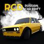 Lada Russian Car Drifting