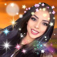 Ícone do apk Efeito de Brilho ✨ Editor de Fotos com Glitter