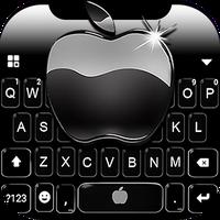 Icône de Clavier - Jet Black New Phone10 Clavier