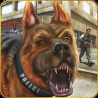 Ícone do Sobrevivência de cães policiais