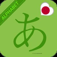 Ícone do Learn Japanese Alphabet Easily- Japanese Character